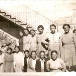 ragazze di Starleggia all'Ist Immacolata di Chiavenna