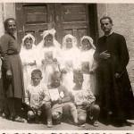 prima comunione 1952